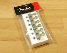 Fender AVRI Stratocaster Telecaster Tuners Pure Vintage Fender Logo Tuning Pegs