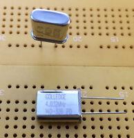 4.032MHz HC-49U Golledge Quartz UART Clock Crystal Multi Qty