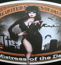 Elvira Mistress of the dark FREE SHIPPING! Million-dollar novelty bill