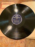 "GLENN MILLER-The White Cliffs Of Dover (1941) BLUEBIRD 10"" 78 RPM Shellac Single"