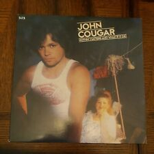 New listing John Cougar Nothing Matters And What If It Did, Lp, 1980.