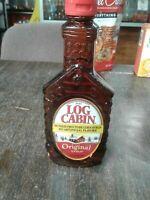 Log Cabin Original Pancake Waffle Syrup 12oz