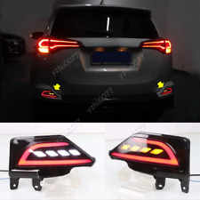 2016-2018 For Toyota RAV4 LED Rear Brake Lights /Turn Lights/ Reversing Lights