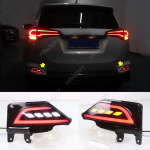 2016-2018 For Toyota RAV4 LED Rear Brake Lights /Turn Lights/ Reversing Lights