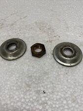 Dewalt Radial Arm Saw Md 7770 10 Arbor Nut Brass 2 Washers 58 Dwr 84