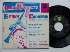 BENNY GOODMAN And the angels sing .. RCA A 75307  france RRR