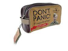 Dad's Army Washbag Viaggio retroattiva non fatevi prendere dal panico Lavare Borsa Custodia Da Viaggio Borsa
