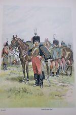 Les Alsaciens dans la garde impériale et dans les corps d'élite