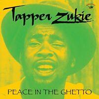 Tapper Zukie - Peace In The Ghetto [VINYL]