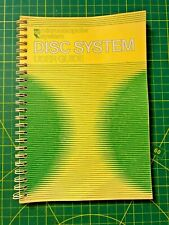 Acorn BBC Micro Disk System User Guilde by Acorn Computers