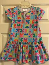 Hanna Andersson Dress Girls Size 110 5-6