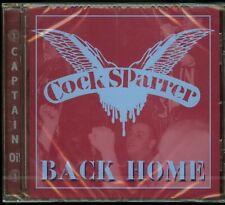 Cock Sparrer Back Home CD new Punk Rock