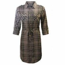 New Look Checked Long Sleeve Tops & Shirts for Women