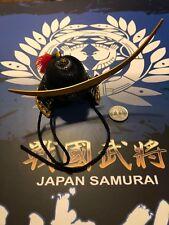 Los modelos de datos Samurai de Japón Masamune Coo casco Suelto Escala 1/6th