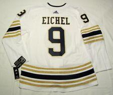 JACK EICHEL size 52 Large  Buffalo Sabres Alternate Adidas NHL jersey PRO CUSTOM