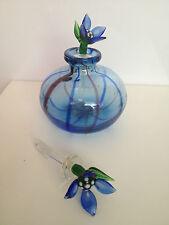 Perfumero auténtico Cristal de Murano Art Glass Bottle
