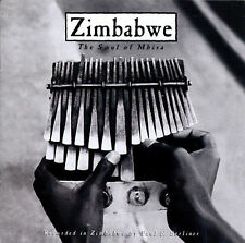 Zimbabwe: The Soul Of Mbira CD (1999)