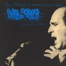 FERRE,LEO, Les Annees Odeon 1955-1958, Excellent Import