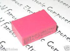 1pcs-Roederstein(ERO) MKC1862 4.7uF (4.7µF 4,7uF) 100V 10% p:27.5mm Capacitor