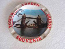 Vintage London Bridge Tower Souvenir Ash Tray