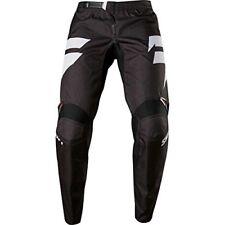 Pantalons de cross noirs en polyester