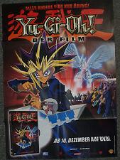 Filmposter A1 NEU Yu-Gi-Oh! Der Film TOP!
