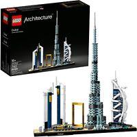 Lego Architecture Dubai (21052) Building Kit 740 Pcs