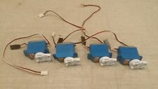 Used Lot of 4 Meccano Tech Meccanoid Robot Replacement CAM-03 Smart Servos