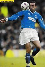Foto de fútbol > Don Hutchison Everton 1999-00