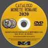 CATALOGO MONETE ROMANE VER. 2020 - ORIGINALE SU DVD - NUOVO IN LINGUA ITALIANA