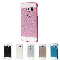 For Samsung Galaxy S6 Edge Luxury Diamond Case Crystal Rhinestone Case Cover