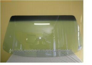 FIAT X1/9 SPORTS - 1/1973 to 1/1988 - 2DR COUPE - FRONT WINDSCREEN GLASS - NEW (