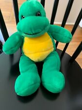 Build-A-Bear Green Turtle 16� K9
