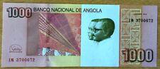 Angola 1000 Kwanzas - New signature