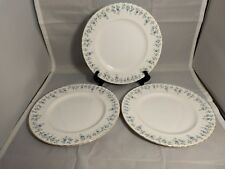 Set of 3 Royal Albert Memory Lane Dinner Plates