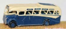 Langley Models Bristol 'Royal Blue' coach 1940's N Scale UNPAINTED Model Kit E9