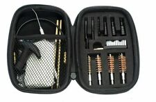 66Pc Pistol Cleaning Kit in Zippered Case,Cal. .22 to 38/357/9mm Cleaning Kits