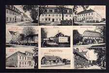 108500 AK Gnadenberg Bz. Liegnitz 1907 Weberei des Brüdehauses Bahnhof Conditore