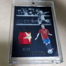 Juan Mata Panini Soccer Card 2016-2017 Spain English NM Jersey
