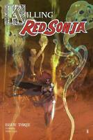 Killing Red Sonja #3 Cover A Comic Book 2020 - Dynamite