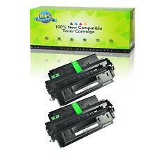 2 PACK Q2610A 10A Toner Cartridge For HP LaserJet 2300 2300dtn 2300d 2300n