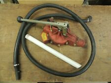 Pacer Diesel Fuel Transfer Pump With 16 Dip Tube And 7 Output Hose