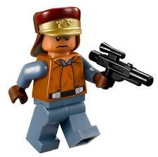 NEW LEGO STAR WARS CAPTAIN PANAKA MINIFIG figure 7961 minifigure naboo officer