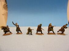 Mars WWII Russian Soviet Soldiers   painted plastic 1/32 54mm