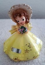 Josef Originals August Birthday Girl Figurine