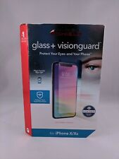 ZAGG Invisible Shield glass+visionguard for iPhone X/Xs or 11 Pro