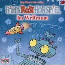 """RITTER ROST """"10/IM WELTRAUM"""" CD HÖRSPIEL NEU"""