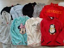 8 Pullover Winterpullover und 1 Sweatjacke Gr.134/140 Mädchen Pulloverpaket