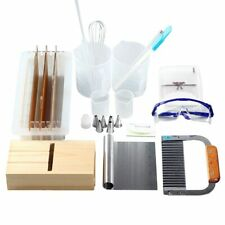 Rendering Soap Kit Silicone Mold Professional Cold Process Soaps Making Tool