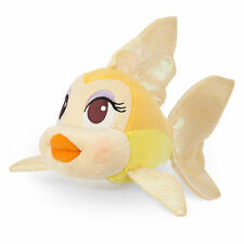 "Disney Authentic Pinocchio Cleo Geppetto's Goldfish Plush Toy 10"" Stuffed Animal"